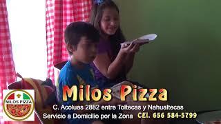 milos pizza
