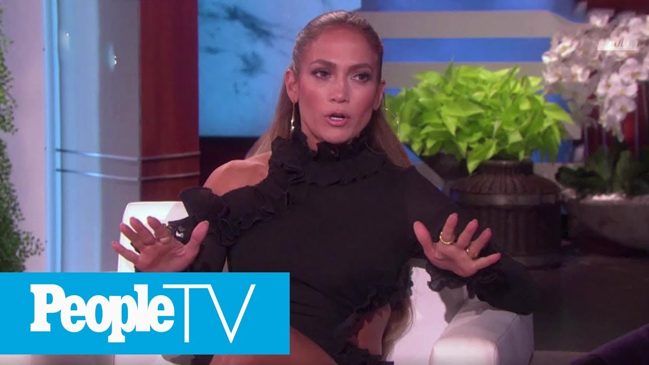 Jennifer Lopez Admits She 'Fangirled Out' Meeting Joanna Gaines | PeopleTV