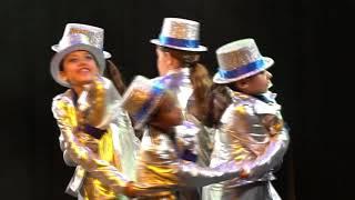 Apresentação de Street Dance infantil - Moonlight Escola de Música & Dança