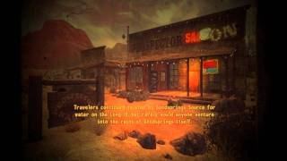 Fallout New Vegas Psychopath Ending