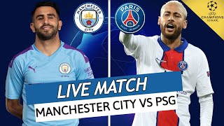 🔴🔵🇩🇿[ DIRECT / LIVE ] PSG - MAN CITY // 🇩🇿MAHREZ VS NEYMAR // ON Y CROIT! LIGUE DES CHAMPIONS