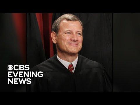 Chief Justice John Roberts Refutes Trump's Criticism Of Judge