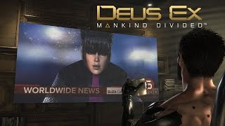 Bits of Deus Ex: Mankind Divided