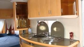 Caravan te koop: HOBBY DE LUXE 440 SF + VOORTENT