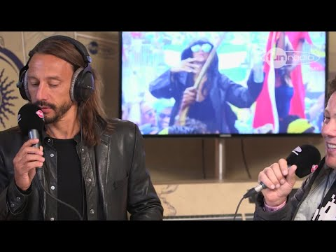Tomorrowland 2017 : Bob Sinclar et Joachim Garraud en interview