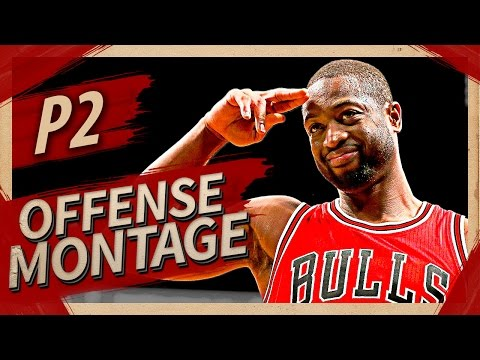 Dwyane Wade Offense Highlights Montage 2016/2017 (Part 2) - FATHER PRIME!