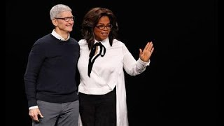 Apple's Big Announcement: More TV, News, Credit Cards, and Oprah! | WSJ
