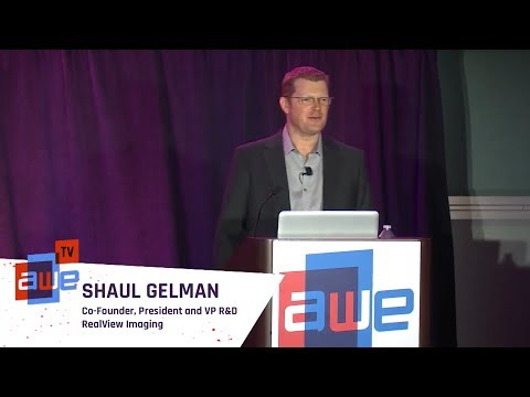 Shaul Gelman (Realview Imaging): True Holographic AR – The 'Image Intimacy™' Experience