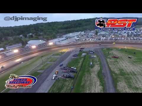 Patriot Sprints @ Fonda Speedway 5/27/17