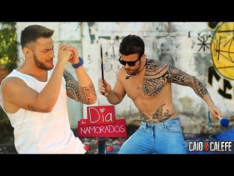 Dia Dos Namorados - Caio e Calefe (Clipe Oficial)