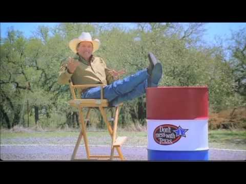 "George Strait ""Don't Mess with Texas"" Bloopers"
