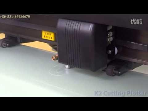 sandblasting film cutting plotter