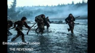 """Interview Exclusives"" with Emmanuel ""Chivo"" Lubezki, Cinematographer, THE REVENANT"