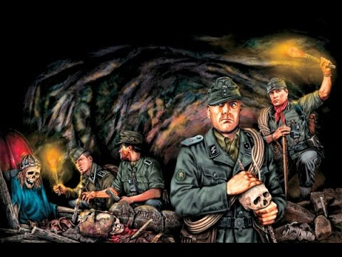Черный орден СС Тайные знания Третьего Рейха Документальный фильм 2017