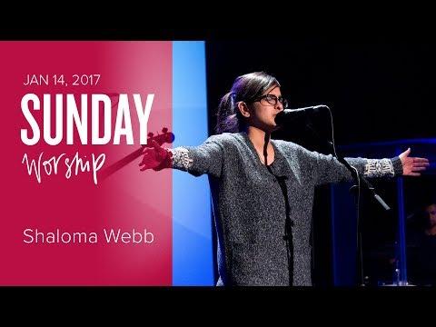 Catch The Fire Worship with Shaloma Webb (Sunday, 14 Jan 2018)