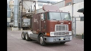 Американский дальнобойщик/International truck