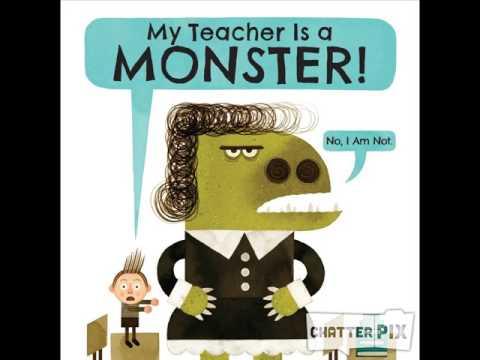 My Teacher is a Monster! by Peter Brown