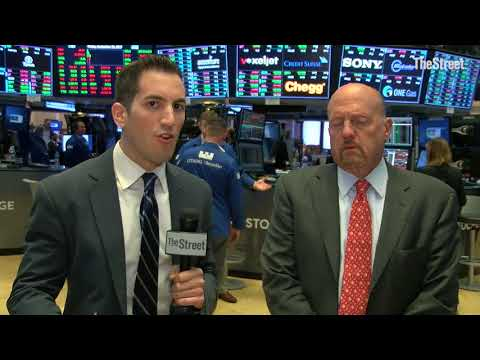 Jim Cramer on Facebook, Twitter, Amazon, Whole Foods, KB Home, Alcoa & Starbucks (investment advice)