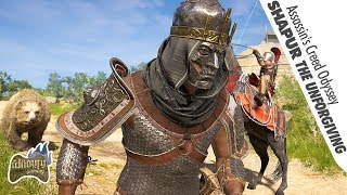 Assassin's Creed Odyssey: Shapur the Unforgiving | Epic Mercenary