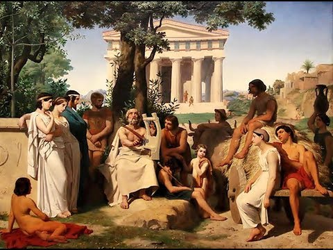 Ancient Greek life and calture