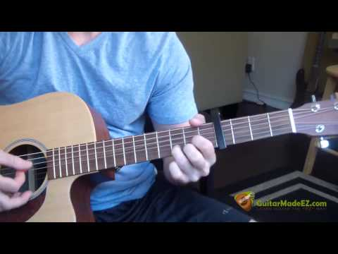 Ingrid Michaelson - Be Ok - Guitar Lesson