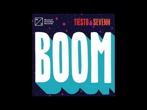 Tiësto & Sevenn - BOOM ringtone