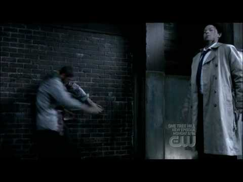 Supernatural 4x16 - 01 Sam Kills Alastair HD