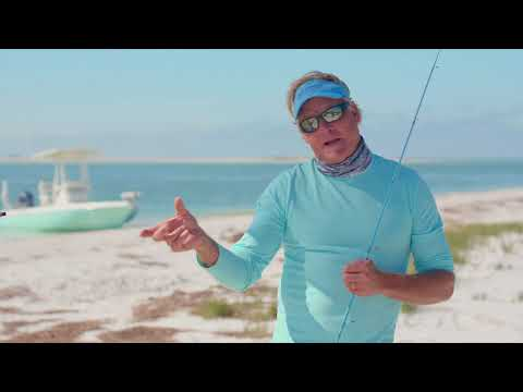 Blair Wiggins on How to Use a Cast Net when Saltwater Fishing
