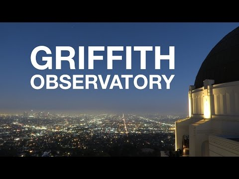 Griffith Observatory Experience | Los Angeles, CA