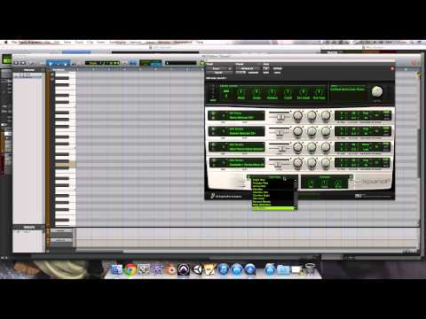 Xpand2: Pro Tools Instrument Plugin Tutorial (Videos
