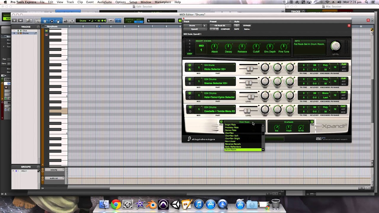 Xpand2: Pro Tools Instrument Plugin Tutorial (Videos) | Masters of Music