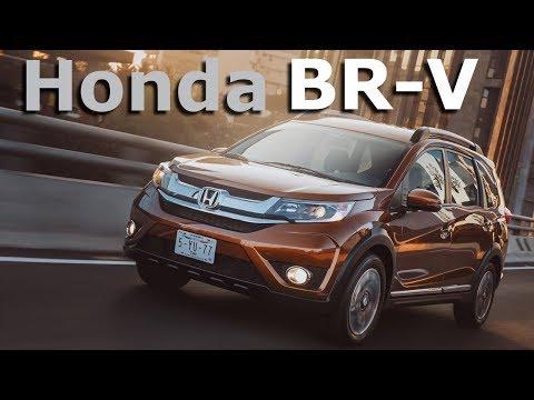 Honda BR-V - La nueva SUV pequeña de 7 pasajeros | Autocosmos
