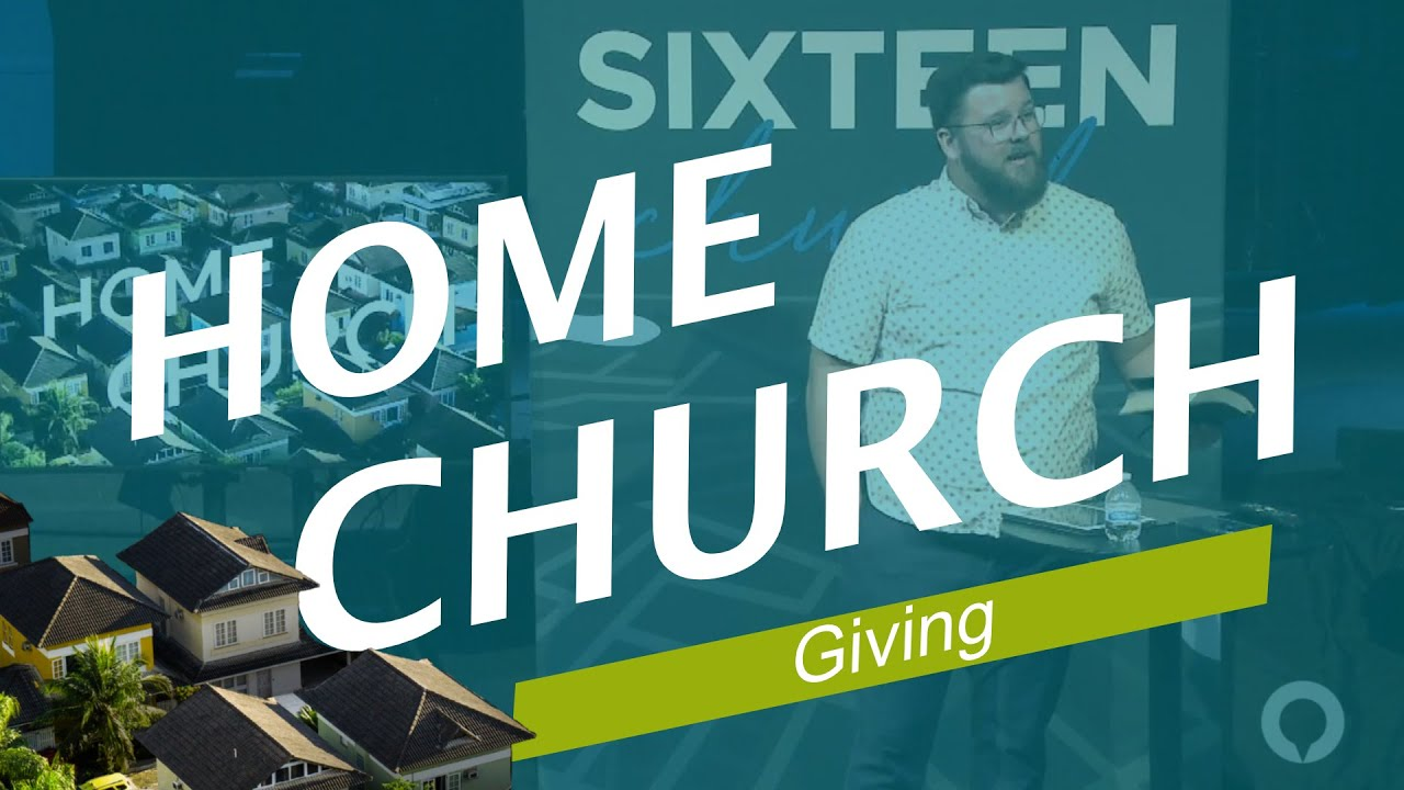 Home Church (Giving)