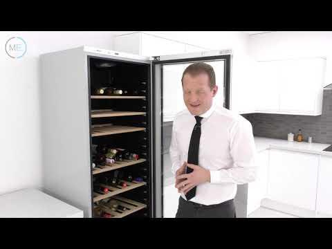 Bosch Serie 4 KSW30V81GB Wine Cooler review