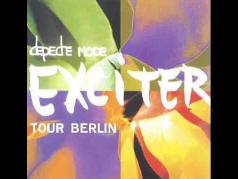 Depeche Mode Waldbuhne Berlin Germany 06.09.2001
