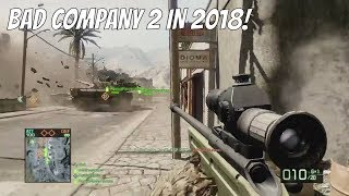 Battlefield Bad Company 2 // Multiplayer Gameplay PC // 2018 // (Battlefield: Bad Company 2)
