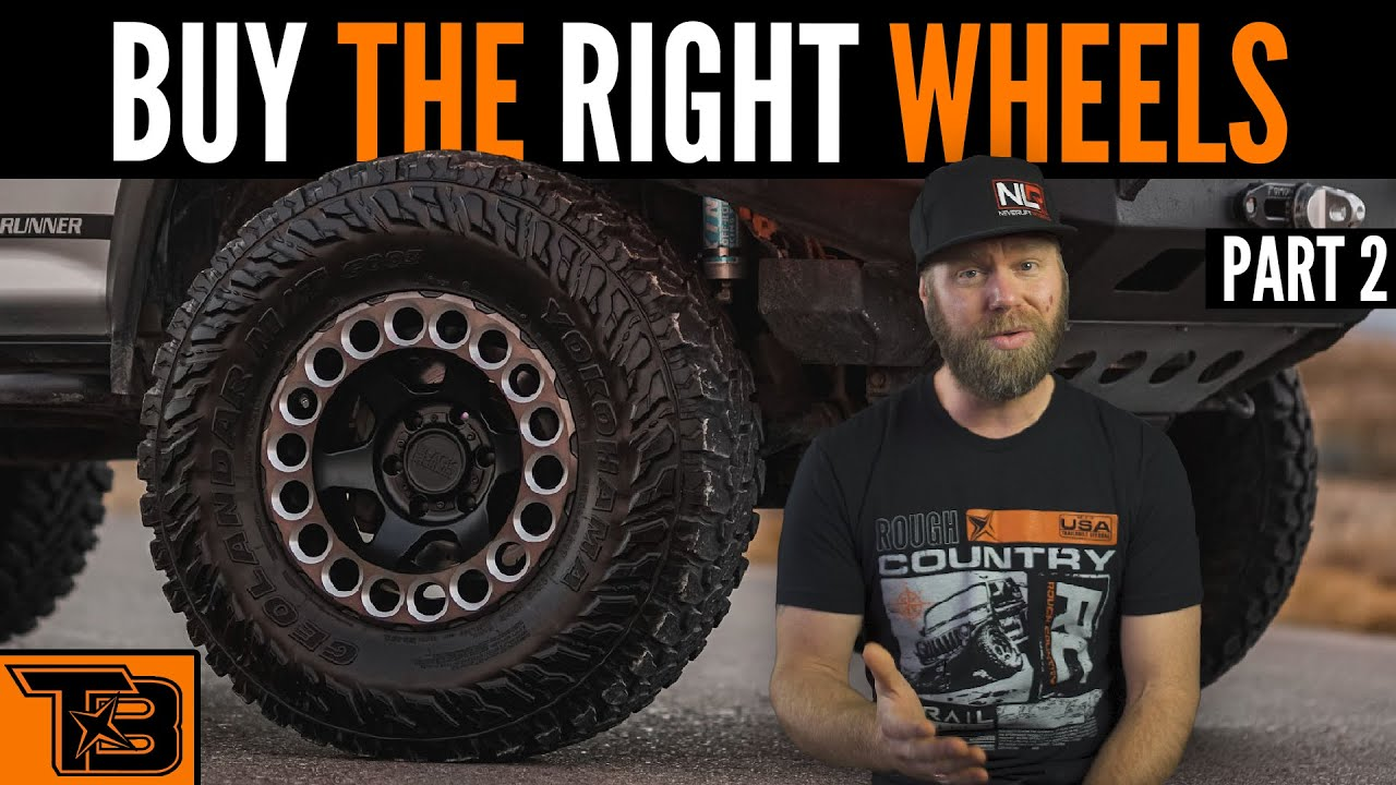 How to Buy the RIGHT Wheels || Part 2