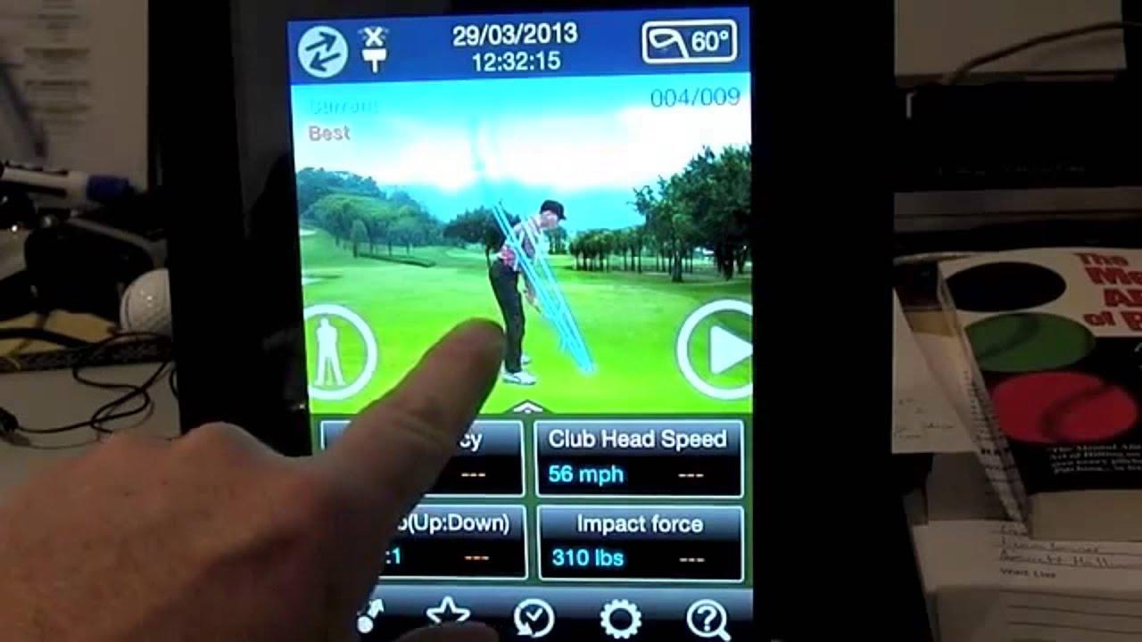 Develop consistent tempo with 3BaysGSA PRO golf swing analyzer