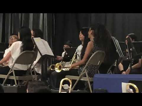 Mission manor elementary school || 6th grade spring concert 2019