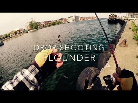 Drop shotting Flounder/Mackerel - Ports/Harbors - Skrubba/Ma