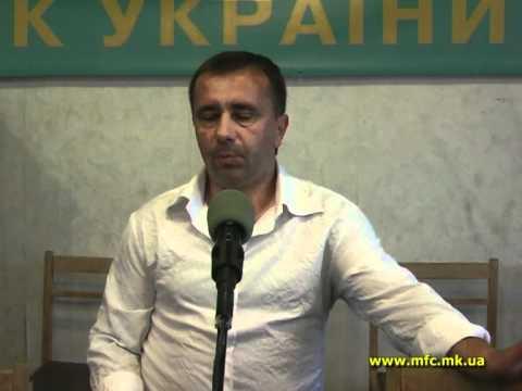 МФК «Николаев» - «Титан» 2:0 (пресс-конференция)