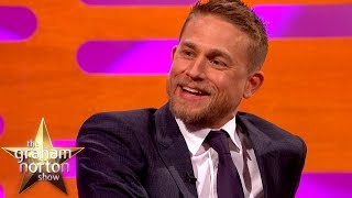Charlie Hunnam's Old Acting Footage is Astonishing | The Graham Norton Show