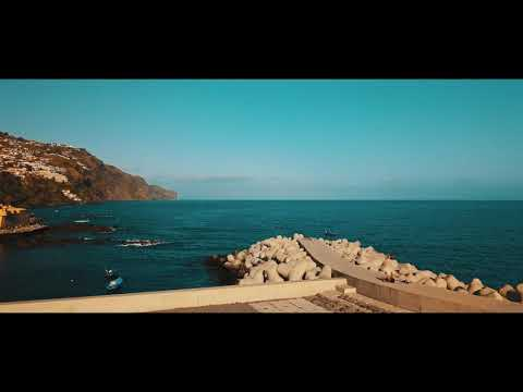 Flying over Madeira (Music by Ólafur Arnalds & Alice Sara Ott - Reminiscence)