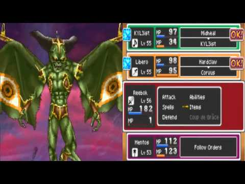 Red hot poker dragon quest 9