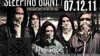 Watch Sleeping Giant Defiance video