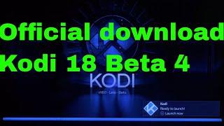 kodi 18 download