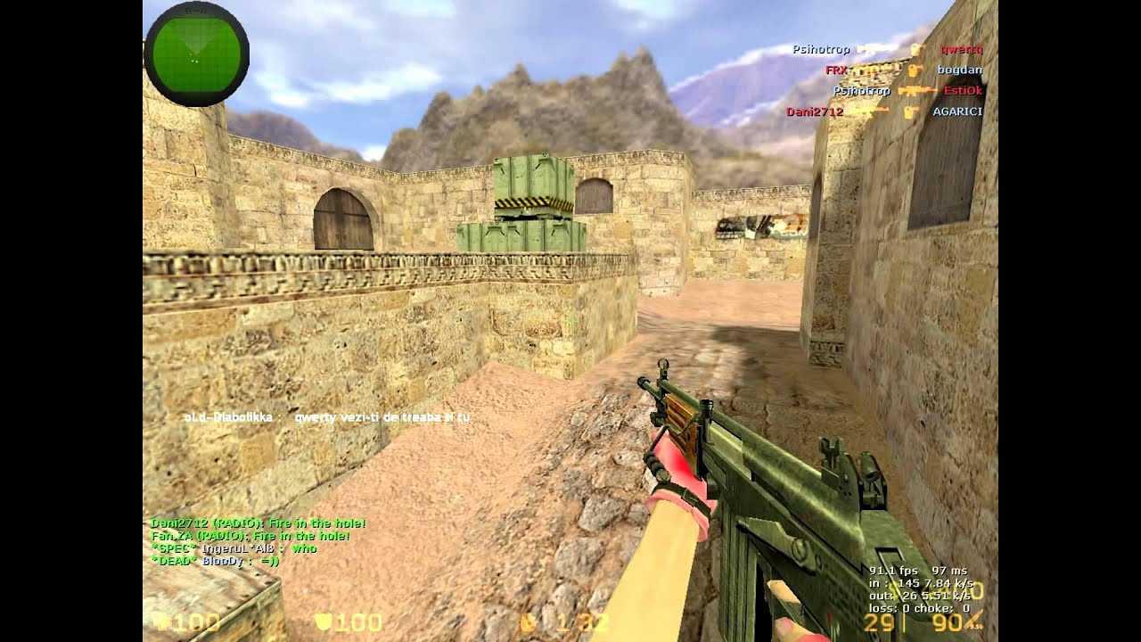 Counter strike 1.6 patch full torrent line completo