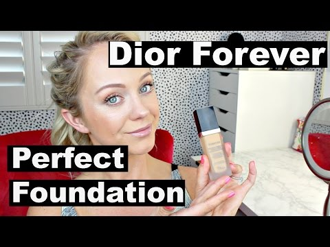Dior Forever Perfect Foundation   Wear Test   Oily Skin