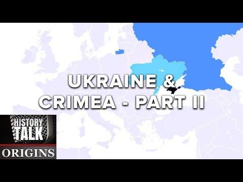 The Fate of Crimea, the Future of Ukraine, Part II (a History Talk podcast)