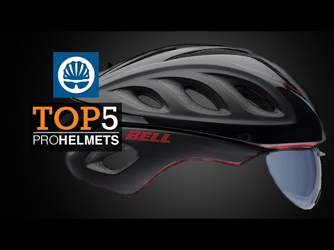 Top 5 - Pro Cycling Helmets